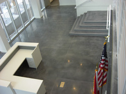 Polished Concrete Miami Policing