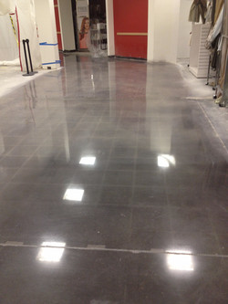 Store Floor Restoration