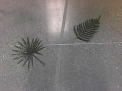 Concrete Stencil Art