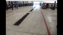 Polished Floor Toyota Daytona Beach