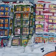 Cihangirde Kış (60x100)