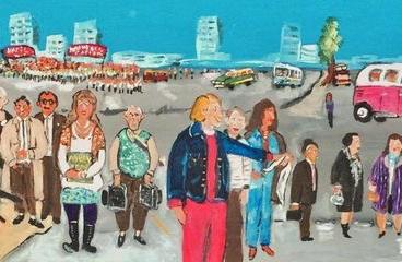 Cebeci Tayfası 1976 (97x30)