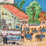 Selo' nun Balık Dükkanı