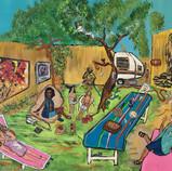 Momti' nin Hayali Misafirleri