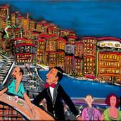 Ortaköy' de Akşam Sefası