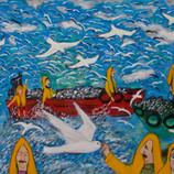 Kuşlar, Balıklar  ve Balıkçılar