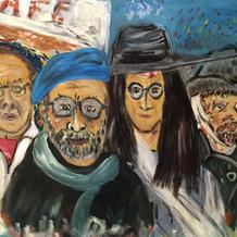 Vincent, John ve Bizim Tayfa
