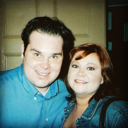 #tbt 2007 hanging at #wagner #college with Kathy Brier ...