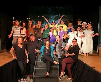Peter Pan Tabor Arts Branford, LGBTQ Events, Theatre Producer, Theatre Director, Gay Host, Santagrams, Personalized Santa Video, Musical Theatre Director, Branford Theatre, Connecticut Theatre, Broadway
