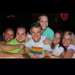 #tbt can't wait for the #rfamily #cruise in 10 days!!! #friends #gay  _tvmichaellee _ryanlammer _the