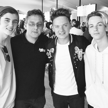 Really good to see @conormaynard again c