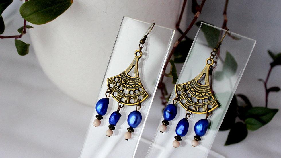 B.O ethnique perle de nacre