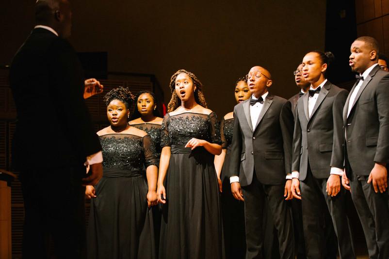 Fisk Jubilee Singers Sing Harry T. Burleigh Spirituals