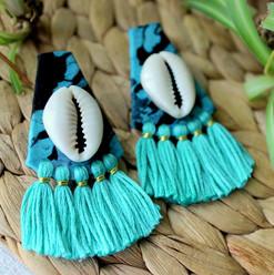 Puce COCO en Batik