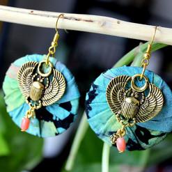 BO créole en batik