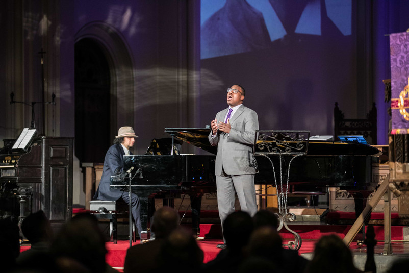 Harry T. Burleigh's Annual Service of Negro Spirituals: A Tribute