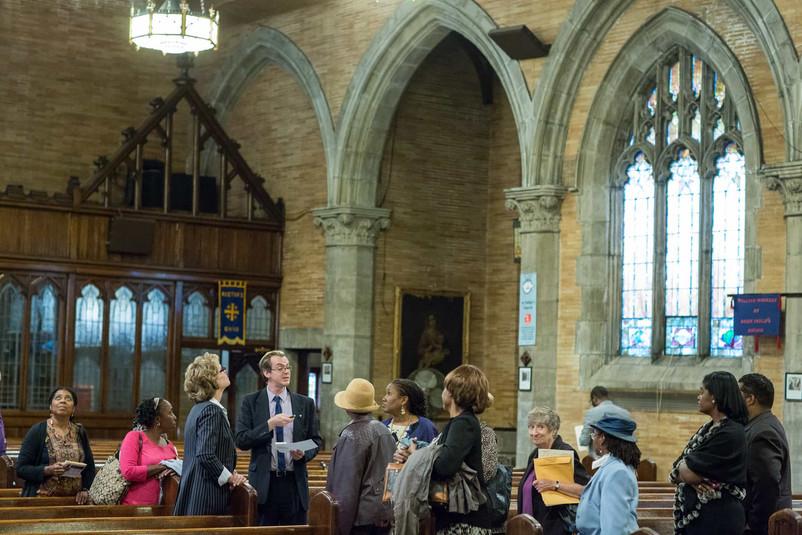 Harry T. Burleigh Saint Day at St. Philip's Church