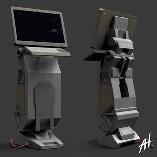 Sci-Fi Console