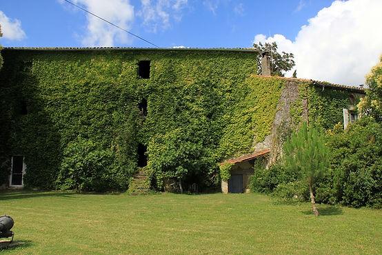 Le grenier occitan avant les travaux