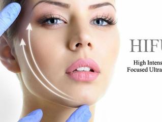 Les ultrasons focalisés contre le relâchement cutané du visage, HIFU