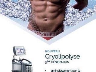 Cry-O Cryolipolyse 3ème génération