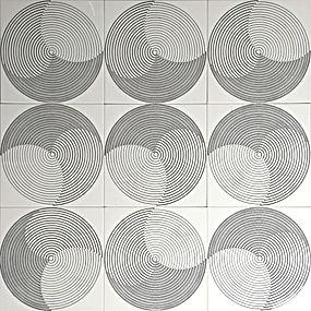 Bullo Design - Iris Ceramica 1974