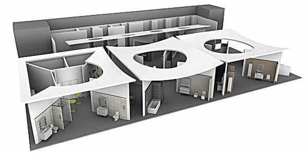 Bullo Design - STAND ISH Shangai - Giessdorf - 2012