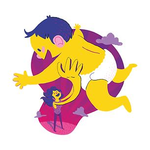 PreviCenter_Salário-Maternidade_Ilustraç