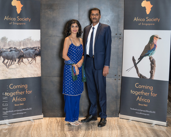 The Into Africa Ball