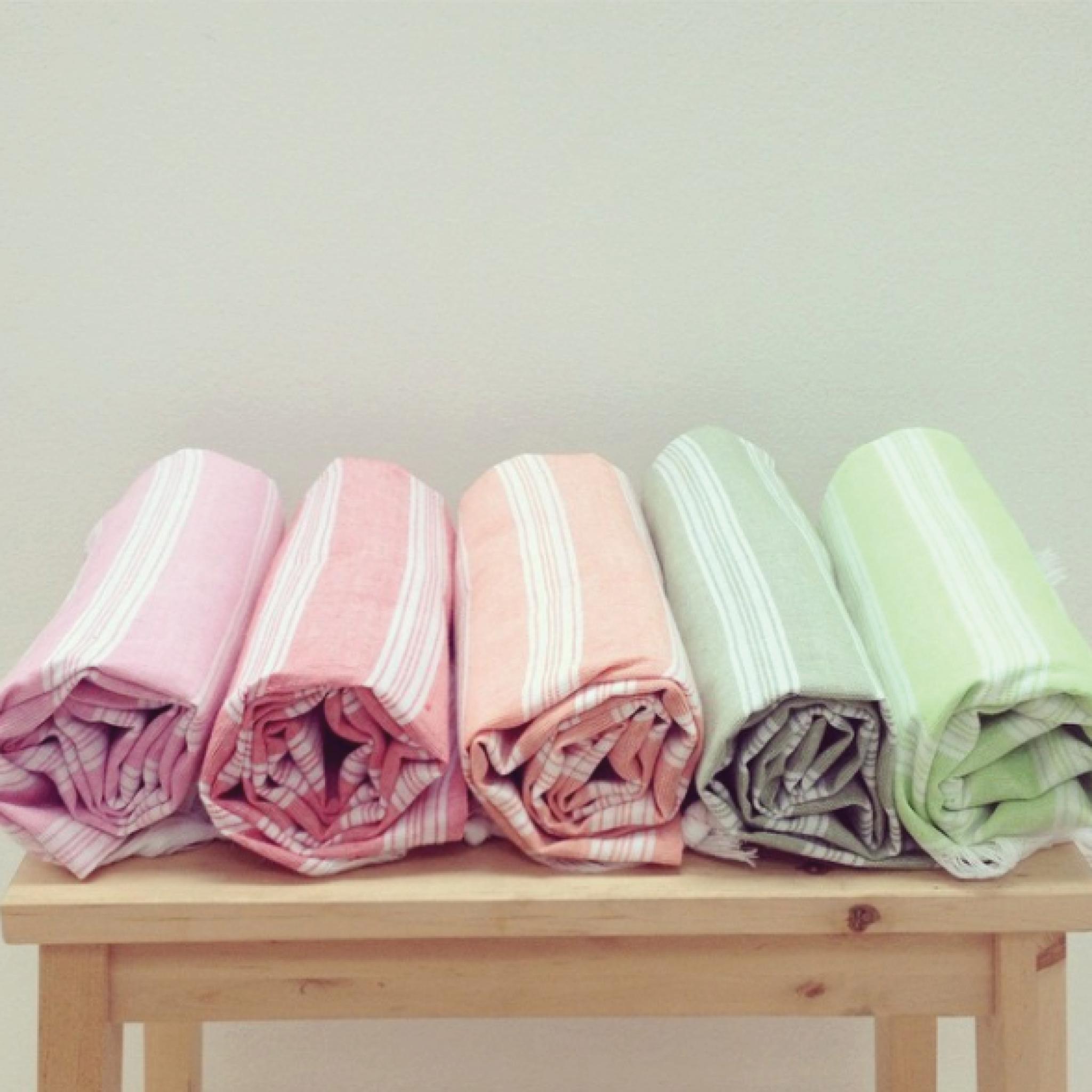 Hamamhåndklæder kr. 129,-