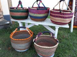 (N)(F) Original Round Basket