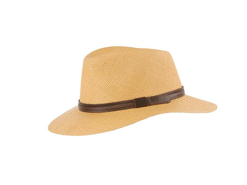 Ægte panama hat kr. 894,-