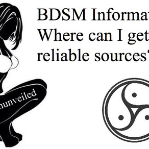 BDSM Information: What is Right for Me?
