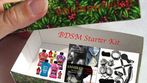 BDSM Christmas or Holiday Present Ideas