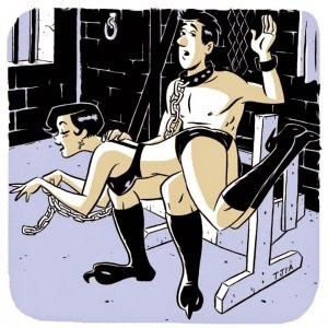 Submissive Behaviors: Topping from the Bottom