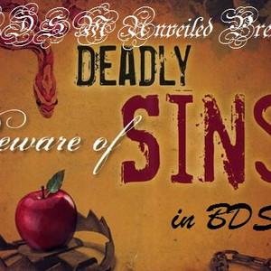 Deadly Sins in a BDSM Relationship