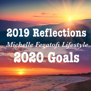 2019 Reflections and 2020 Goals
