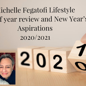 End of Year Review and New Year's Aspirations 2020/2021