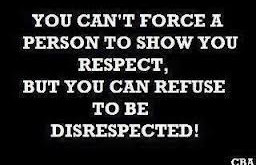 Respect and Submission