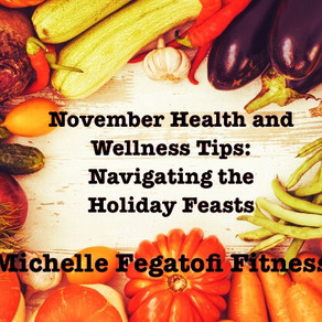 November: Navigating the Holiday Feasts