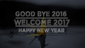 Goodbye 2016 and Good Riddance!