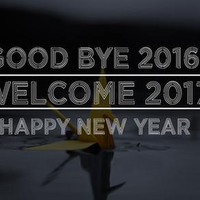 Goodbye 2016 and Good Riddance!