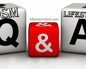 Q&A Topics - Pet play versus Furries, Feminist and Submissive, Slave or submissive