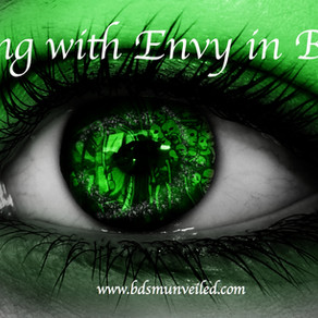 Dealing with Envy in BDSM
