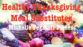 Healthy Thanksgiving Meal Alternatives