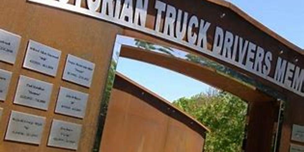 Victorian Truck Drivers Memorial Service