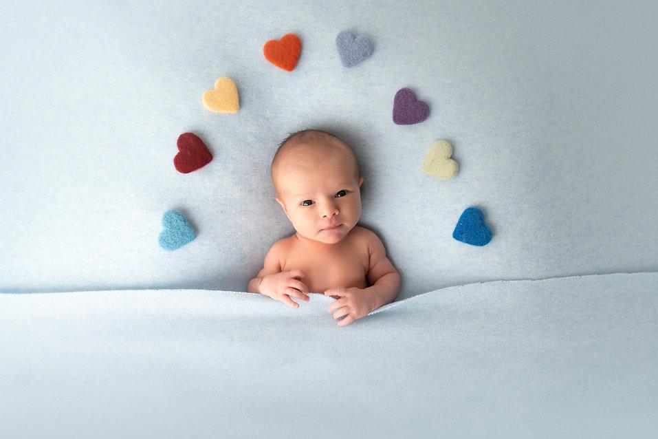 photographe naissance royer