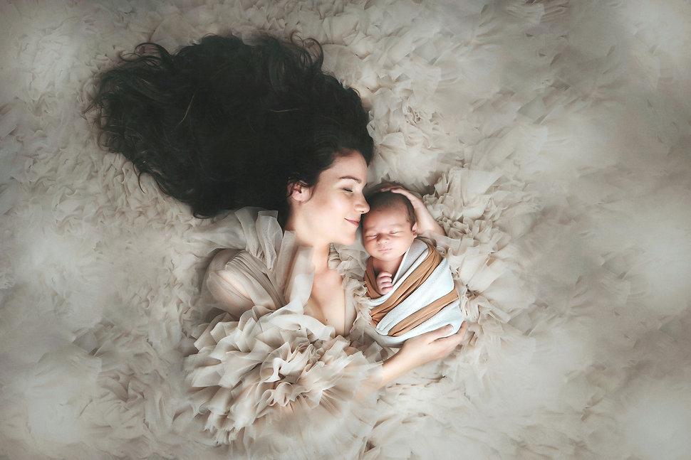 séance photo naissance ROYER