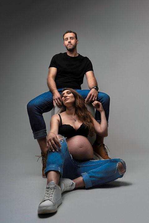 photographe couple grossesse Aveyron