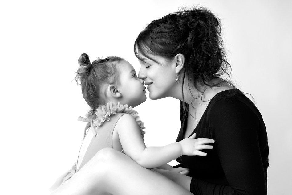 photo maman et moi